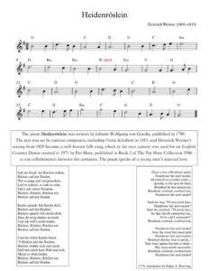 thumbnail of Heidenröslein-sheet music_Full-Score