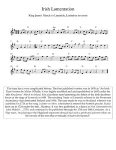 thumbnail of Irish-Lamentation_sheet-music