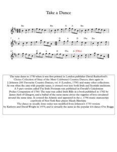 thumbnail of Take_a_Dance-sheet-music